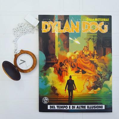 Dylan Dog #395 - Del tempo e di altre illusioni