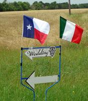 a magical texan wedding (prima parte)