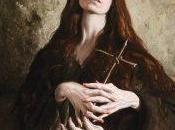 ROSA MYSTICA fiore della Vergine tavola nell'arte sacra