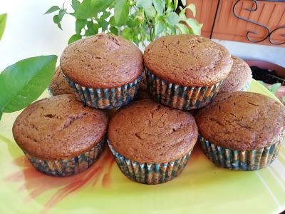 Muffin: Muffin ricotta e cioccolato