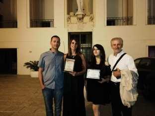 """Due riconoscimenti per il volume """"Poesie. inferno minore. )e pagine del travaso"""" (Musicaos Editore) di Claudia Ruggeri, curato da Annalucia Cudazzo"""