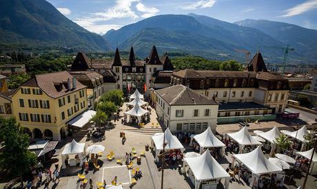 Weekend a: Sierre per scoprire il vino svizzero