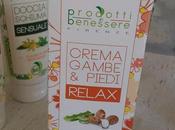provato Crema Gambe Piedi Prodotti Benessere.