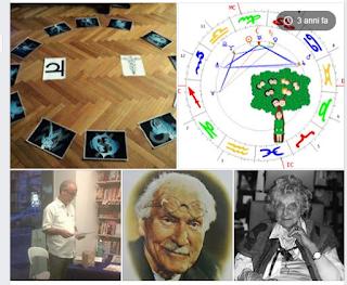 Giovedì 3 Ottobre 2019,parte  il V percorso online di Astrogenealogia(astrologia sistemica e albero genealogico), con novità: CBCM, Astrologia Occulta dei 12 segni e 12 rituali di costellazioni familiari.