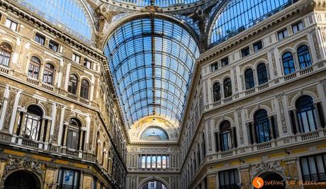 Galleria Umberto I, Napoli, Italia | Cosa vedere a Napoli