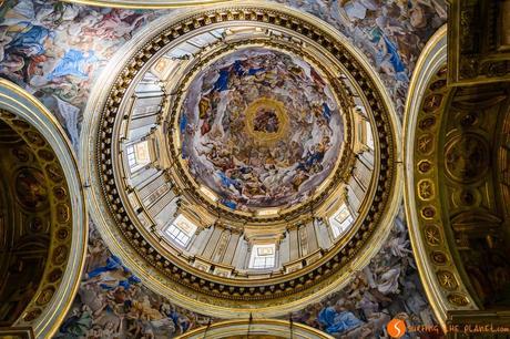 Cappella del tesoro, Duomo di San Gennaro, Napoli, Italia