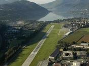 Tutti aeroporto Agno provare mondo volo
