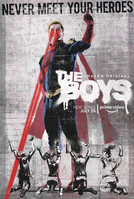 Uncanny Cinecomics: The Boys