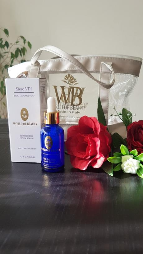Word of Beauty DETOX YOUR SKIN – BOX FITO – COSMECEUTICA