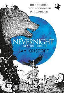 Recensione: Nevernight - I grandi giochi di Jay Kristoff