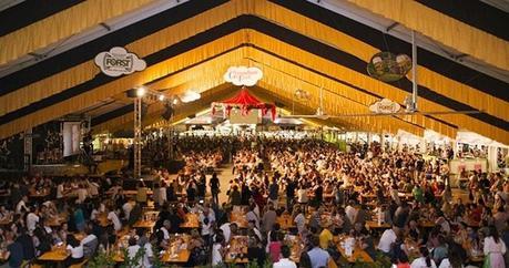 Amare la birra e andare alla prima edizione di OktoberForst a Lagundo