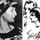 """Le métier de la critique: """"Le rose di Modigliani"""" di Anna Achmatova, una riflessione dedicata a Borges e Leopardi"""