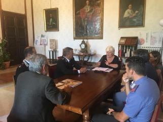 Università di Cagliari: attiva una convenzione quadro tra ateneo e raggruppamento carabinieri investigazioni scientifiche