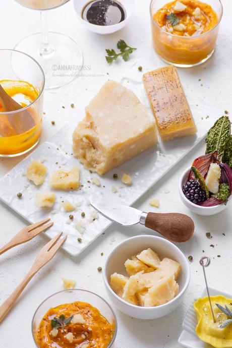 scoprire, degustare e abbinare il Parmigiano Reggiano