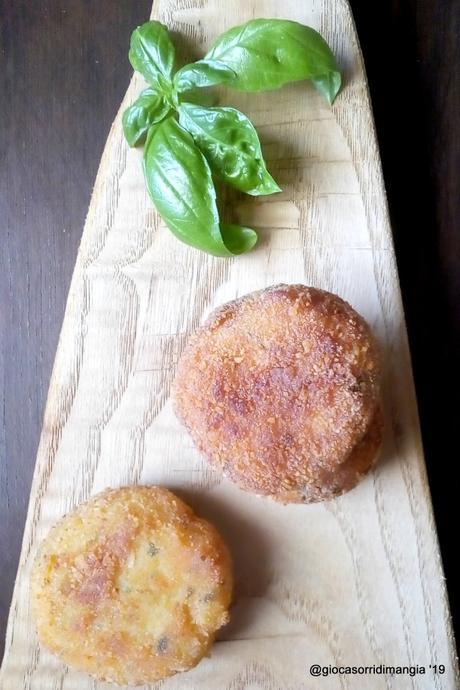 Tortini di patate per il Redone di Settembre