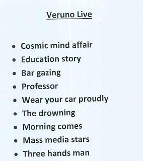 Acqua Fragile al Festival di Veruno-8 settembre 2019