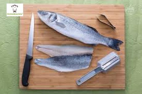 Ecco come sfilettare il pesce