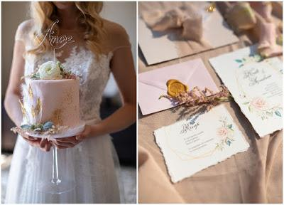 wedding cake la petite italienne