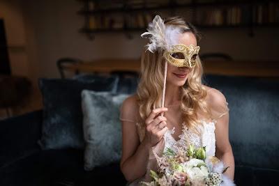 sposa maschera venezia