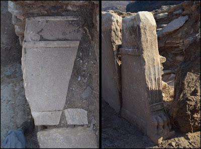 Kythnos, nuove scoperte sull'isola attraversata dal tempo