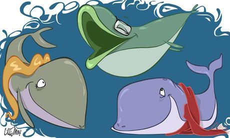 Conosci il Blog...  Canti delle Balene