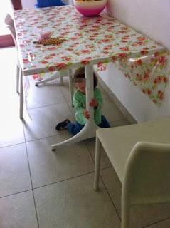 Amici-in-allegria: Giochiamo a nascondino?