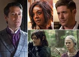 SPOILER su Supernatural, Legacies, HTGAWM, The Walking Dead, This Is Us e Arrow