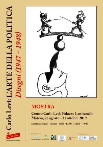 A Matera i disegni politici di Carlo Levi