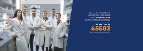 appello dell'Istituto Pasteur Italia: adottate un ricercatore  per sviluppare nuovi approcci terapeutici  contro le malattie infettive e il cancro
