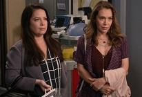 """""""Grey's Anatomy 15"""": Holly Marie Combs e Alyssa Milano interpreteranno due sorelle"""