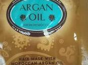 Maschere capelli all'olio argan cocco Primark