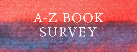 BOOK TAG  A-Z Book Survey