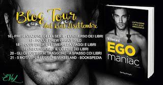 Recensione [BlogTour]: Egomaniac di Vi Keeland