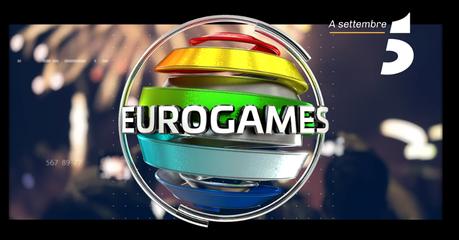 Iniziano gli #Eurogames, i #Giochisenzafrontiere made in #Canale5