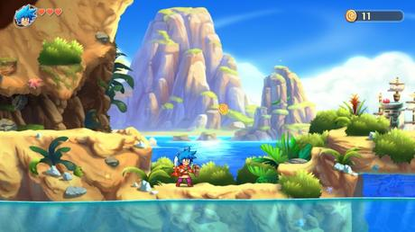 Monster Boy and The Cursed Kingdom Recensione
