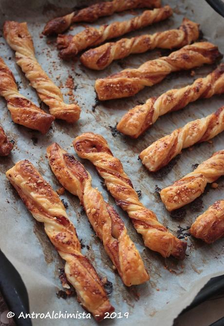 Torciglioni al Bacon