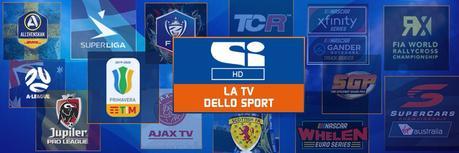 Sportitalia, Palinsesto Calcio dal 20 al 23 Settembre