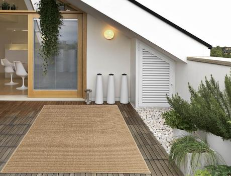 Tappeto outdoor Naturale