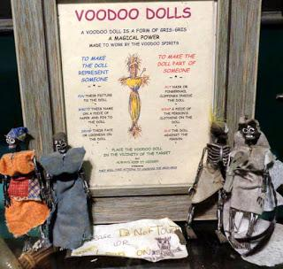 New Orleans: Mississippi e voodoo blues