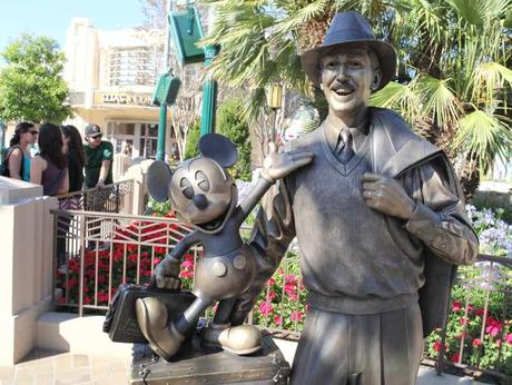 Topolino secondo Walt Disney