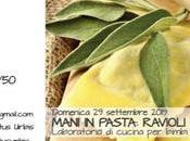 Mani pasta: ravioli