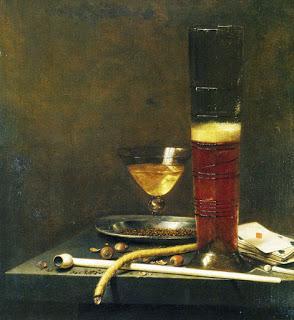 Il bicchiere, tra storia ed arte.