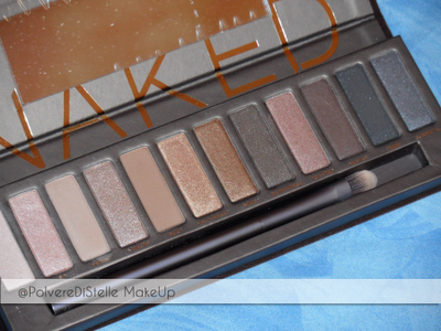 Review: Naked Palette Urban Decay
