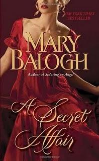 ESCE D'AMORE COME D'ACCORDO (A Secret Affair) di Mary Balogh