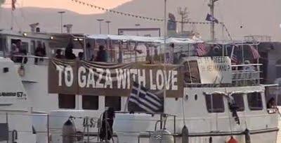 La Federazione della Sinistra con la Freedom Flottilla