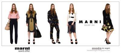 MARNI RESORT 2012