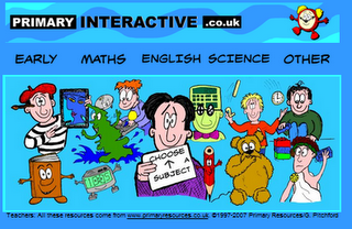 Primary Interactive: giochi ed attività varie per la scuola primaria