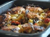 Poulet provencale