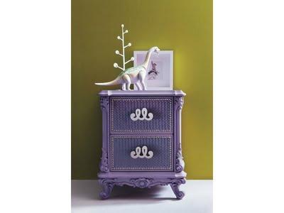 Creazioni mobili colorati paperblog - Pomelli colorati per mobili ...