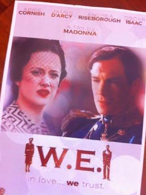 Madonna new movie